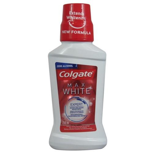 COLGATE ELIXIR MAX WHITE 250ML