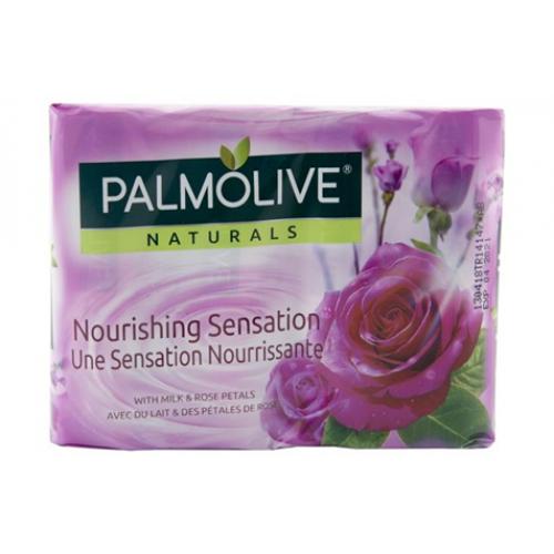 PALMOLIVE SABONETE PACK 4 90GR ROSA