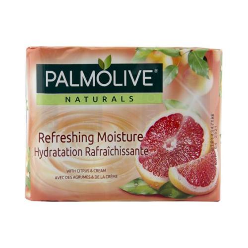 SABONETE PALMOLIVE PACK 4 90GR CITRICO