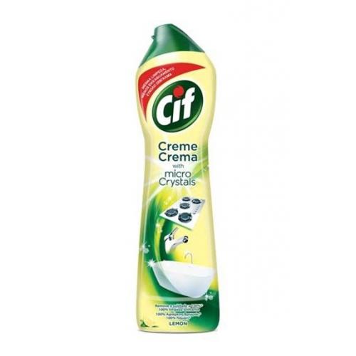 CIF CREME 500ML LIMÃO