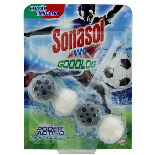 BLOCO SANITARIO MENTA FRESCA SONASOL