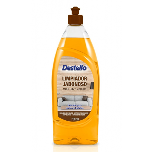 DESTELLO LAVA MOVEIS E MADEIRAS 750ML