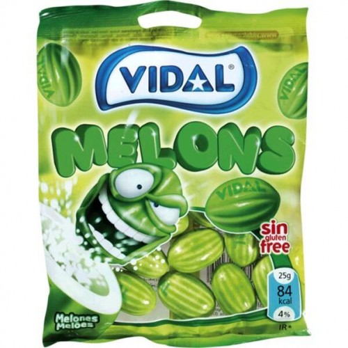 VIDAL GOMAS 100GR MELONS 1147033