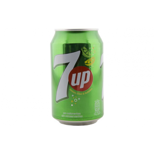 7 UP 330ML ESPANHOLA