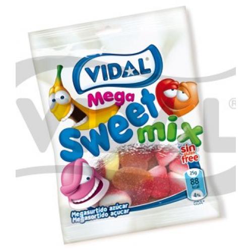 VIDAL GOMAS 100GR SWEET MIX 1000516