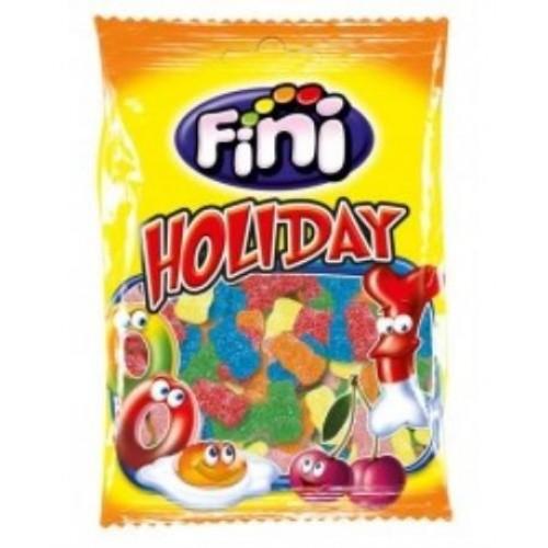 FINI GOMAS 100GR HOLIDAY PEACH