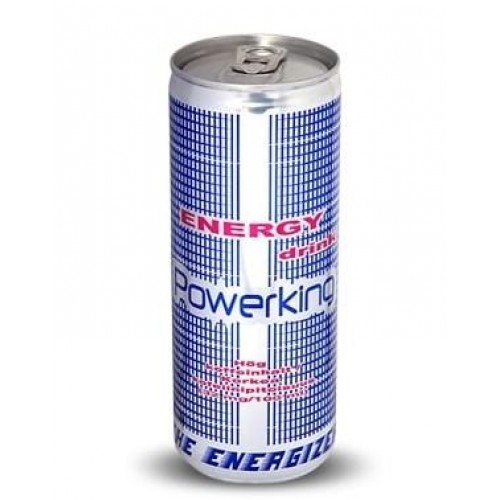 POWERKING BEBIDA ENERGÉTICA 250ML