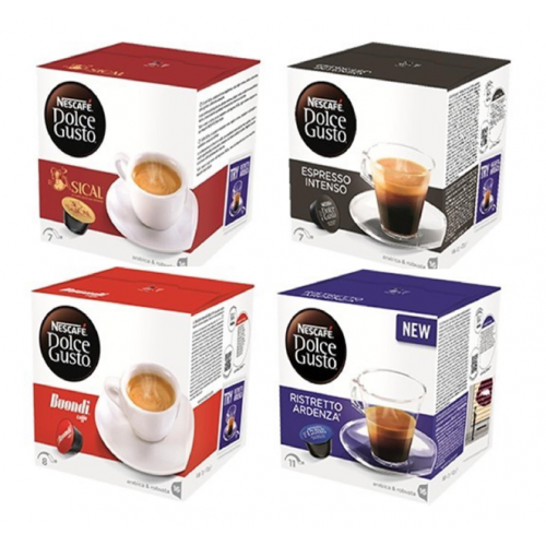 DOLCE GUSTO - PALETE