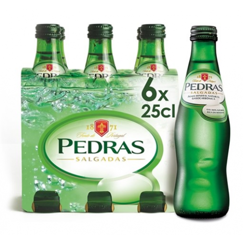 AGUA DAS PEDRAS 25CL