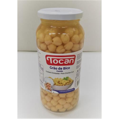 TOCAN GRÃO DE BICO 540GR