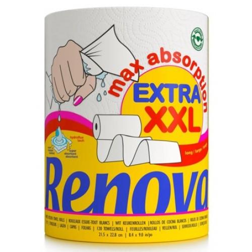 RENOVA 1 ROLO DE PAPEL DE COZINHA EXTRA XXL