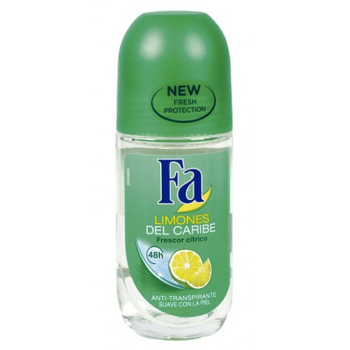 FA ROLL ON 50 ML LIMONES DEL CARIBE