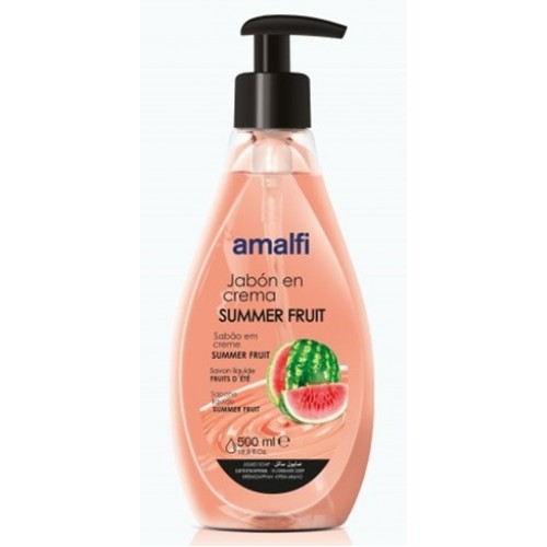 AMALFI SABONETE LIQUIDO 500 ML SUMMER FRUIT
