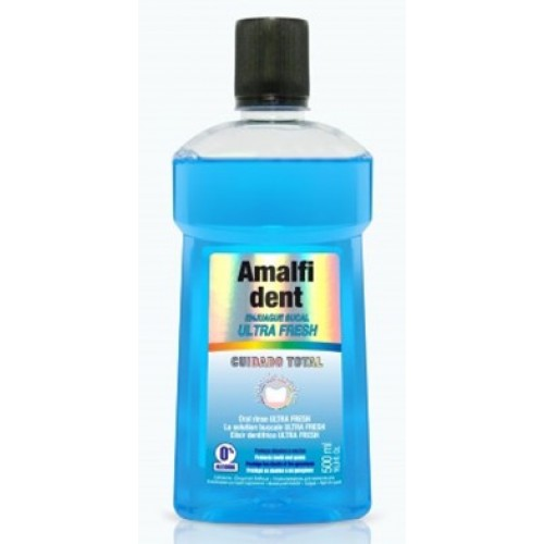 AMALFI ELIXIR DENTIFRICO 500 ML ULTRA FRESH