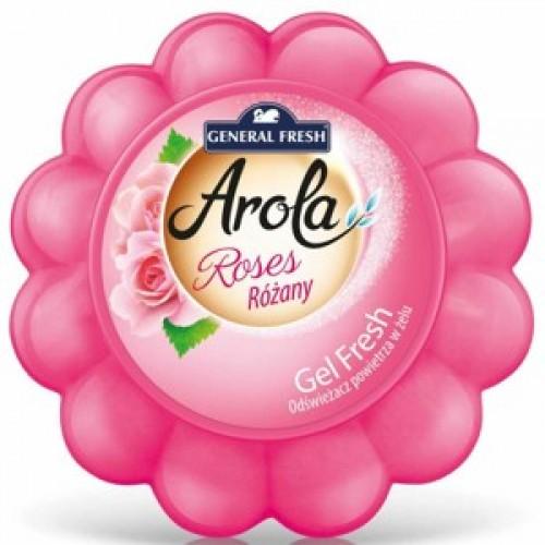AROLA AMBIENTADOR GEL ROSES 150GR
