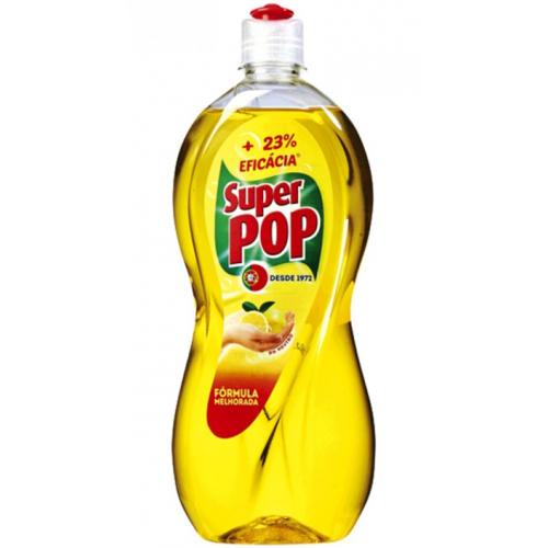 SUPER POP LAVA LOIÇA 700ML LIMÃO