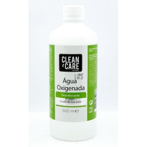CLEAN CARE AGUA OXIGENEDA 500ML