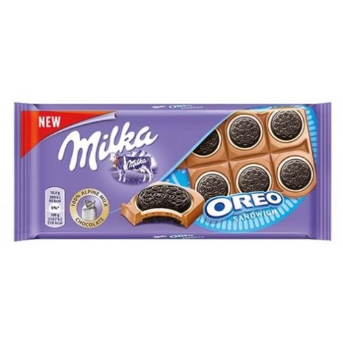 MILKA CHOCOLATE 92 G OREO SANDWICH