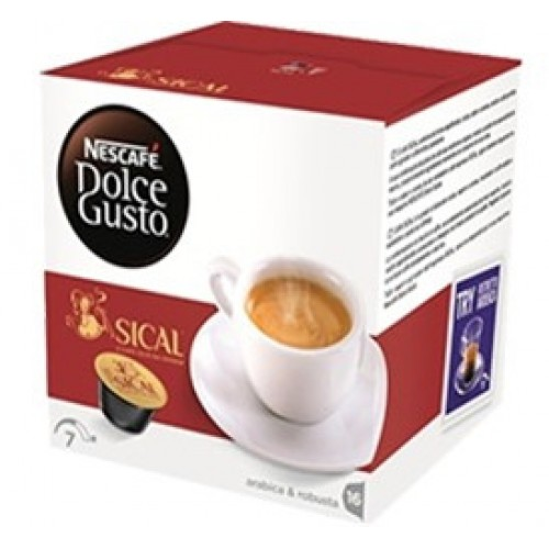 DOLCE GUSTO SICAL PACK 16 UND