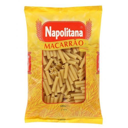 NAPOLITANA MASSA MACARRÃO 500GR