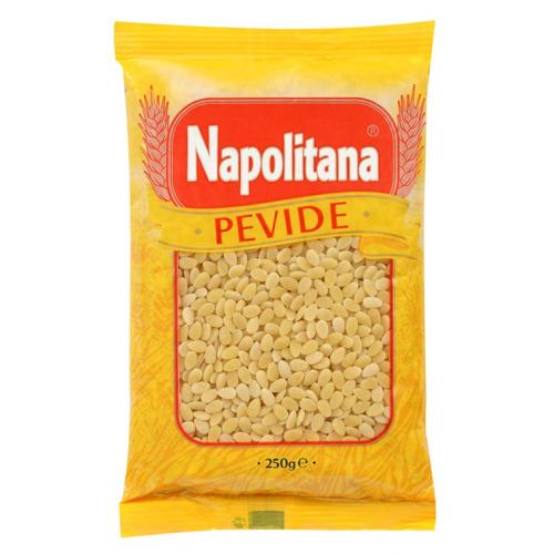NAPOLITANA MASSA PEVIDE 250GR