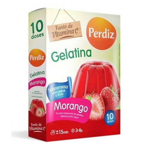 PERDIZ GELATINA MORANGO 170GR