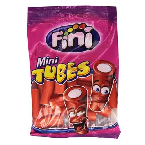 FINI GOMAS 100GR MINI TUBES